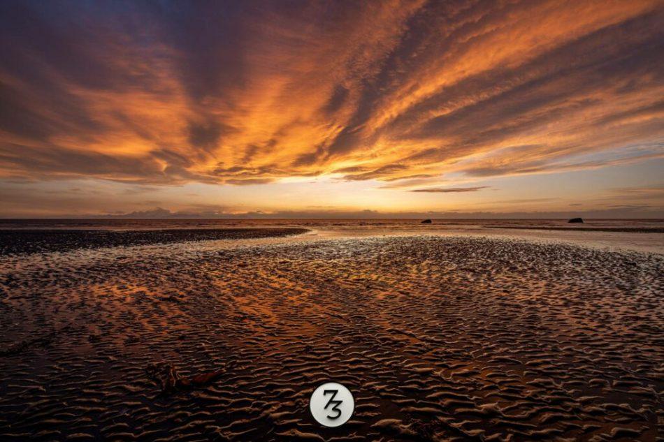 Sunset at the Beach – 01
